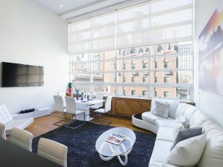 Luxury Penthouse 3Bedrooms Triplex with a Terrace - New York City vacation rentals