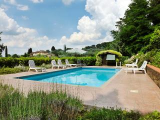 Villa With Pool And Private Wood, Next to Florence - Impruneta vacation rentals