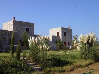 2-Level Cottage on Lush Beachfront Property - Gythion vacation rentals
