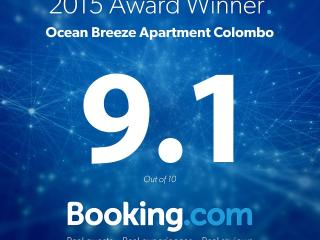 Ocean Breeze Apartment Colombo - Colombo vacation rentals