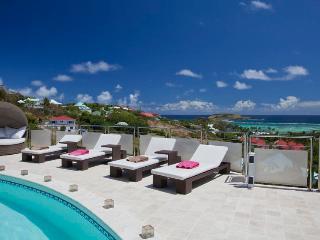New Contemporary Colonial Style Villa with Breathtaking Ocean Views - Grand Cul-de-Sac vacation rentals