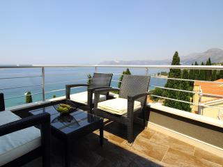 Penthouse 3-bedroom apartment with panorama view - Cavtat vacation rentals