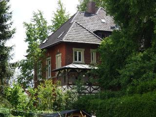 Altstadt Soest 138 qm Whg. Jugenstilvilla (8 P.) - Soest vacation rentals