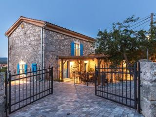 09101 Luxury stone villa with pool - Vrh vacation rentals
