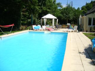 2  Bedroom Gite / Hot TUB/ Swimming Pool - Langonnet vacation rentals