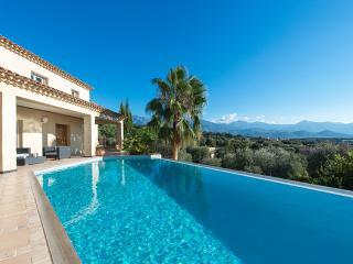 DOMAINE PARADISU - VILLA DU GOLFE - Lumio vacation rentals