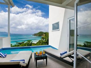 Bright 3 bedroom Tortola Villa with Internet Access - Tortola vacation rentals