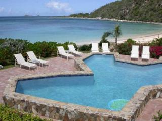 Adorable Villa with Television and DVD Player - Mahoe Bay vacation rentals
