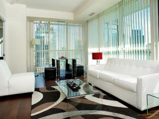 Beauatiful 2 bed room apartment in front of SQ1 - Mississauga vacation rentals