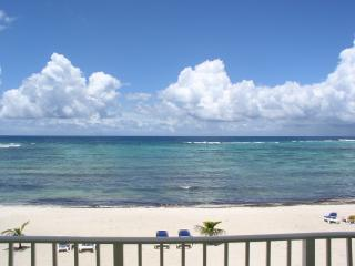Beautiful, Tranquil 1 bedroom Oceanfront Condo - East End vacation rentals