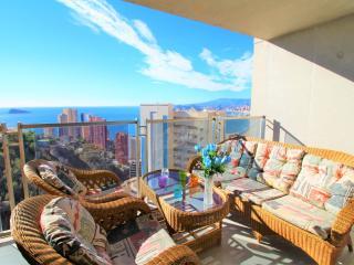 Mirador del Mediterráneo - Benidorm vacation rentals