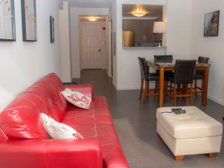 Cast Iron Lofts 2 Bedroom Suite in Soho West By Pelican Residences - Jersey City vacation rentals
