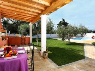 Villa Angelika - 3 bedrooms with private pool & Wi-Fi !!! - Halikounas vacation rentals