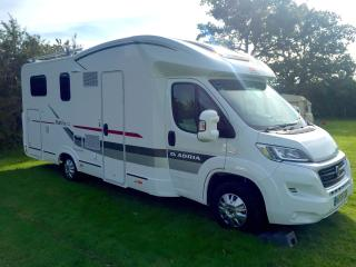 5 Berth Motorhome - Adria Matrix 670SL - Bristol vacation rentals