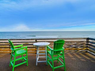 Sands V 3B Spectacular 3 Bedroom Oceanfront Condo - Carolina Beach vacation rentals