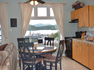 Cozy Top Floor Water Front Condo Downtown Tofino - Tofino vacation rentals