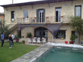 Majestic house in lively town - Sommieres vacation rentals