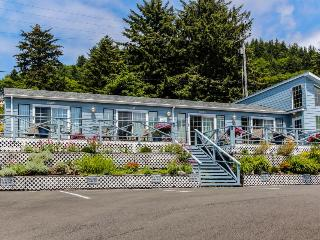 Boutique dog-friendly oceanview motel with space for 22! - Yachats vacation rentals