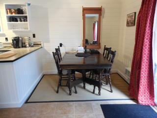 Cozy B&B with Deck and Internet Access - Denman Island vacation rentals