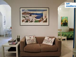 LOFT MEDITERRANEO WI-FI CHIAIA - Naples vacation rentals