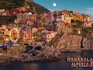 Perfect House in Manarola with Internet Access, sleeps 4 - Manarola vacation rentals