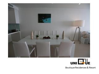 UniQue Sea View 2 Bedrooms apartment G- 2nd floor - Bophut vacation rentals