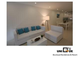 UniQue! Sea View Apartment D - Direct Pool Access - Bophut vacation rentals