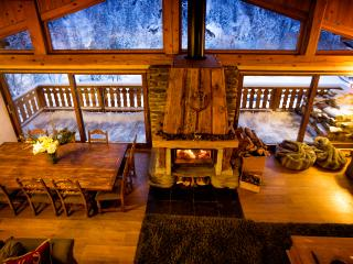 Chalet Marron - Sainte-Foy-Tarentaise vacation rentals