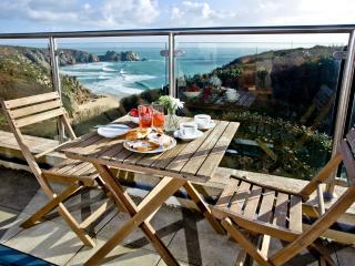 Cove View, Porthcurno located in Porthcurno, Cornwall - Penzance vacation rentals