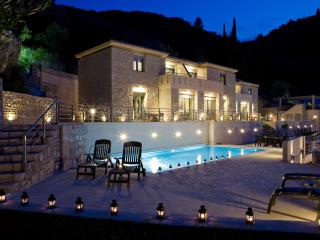 Traditional Stone Built Apartment - in Lygia with shared pool - Lygia vacation rentals
