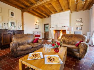 Nice Gite with Internet Access and Central Heating - Coucy-le-Chateau-Auffrique vacation rentals