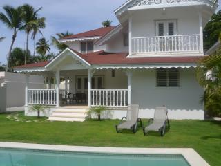 Villa Creole style Las Terrenas, 3 rooms, Samanà - Las Terrenas vacation rentals