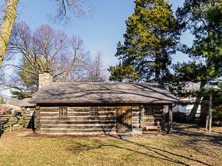 "Get Cozy in this 1953 Built ""Timberwolf Cabin"" - Saint Louis vacation rentals"