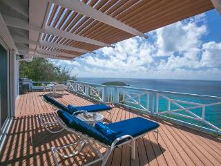 Ballena Blue: Panoramic Views of Hart Bay and St. Croix! - Cruz Bay vacation rentals
