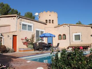 Authentic Spanish villa with private pool - Jijona vacation rentals