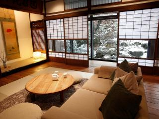 LICENSED RENTAL, 2,100Sqft, CITY CENTER HISTORICAL RENOVATED PROPERTY. - Kyoto vacation rentals