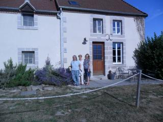 Holiday Cottage sleeps 8-10: with pool - Boussac vacation rentals
