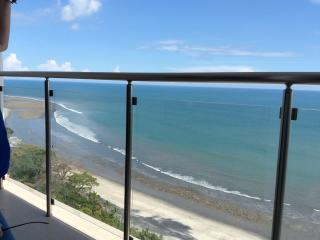 Sip your wine and eat your meal admiring the great ocean views from this aptmt - San Carlos vacation rentals