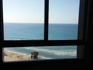 Stunning studio on the water elevator and bellboy - Haifa vacation rentals