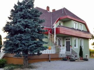 Apartment with spiral staircase 2+2 persons - Keszthely vacation rentals