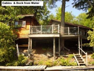 MUSKOKA LAKES- Rustic Log Cabin, Lake Joseph - Parry Sound vacation rentals