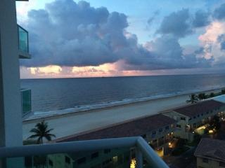 2/2 On the BEACH!  Fabulous Ocean View in LBTS - Pompano Beach vacation rentals