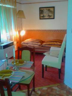Apartement RED in  Bungalow for 2+2 persons - Keszthely vacation rentals
