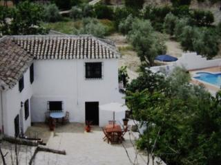 Casa Cruz. Cortijo - Iznajar vacation rentals