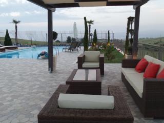 Villa plagiari ,Thessaloniki-sea view. - Plagiari vacation rentals