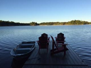 Charming Family Friendly Getaway On Crystal Lake - Kinmount vacation rentals
