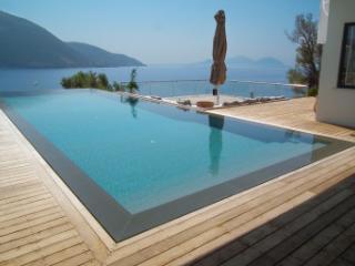 Villa Doukato- exclusive on Vassiliki bay with private dock, infinity pool. - Vasiliki vacation rentals