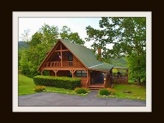 Dogwood Dreams Cabin} Awesome Views! Super Easy Access/WiFi/Hot Tub/Pet Friendly - Pigeon Forge vacation rentals