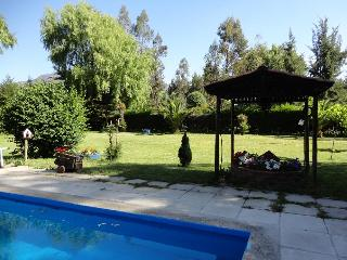 7000sqf  Oasis with breathtaking view of the Andes - Santiago vacation rentals