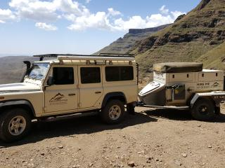 Land Rover 110 Defender TD5 - Fully Equipped - Durban vacation rentals